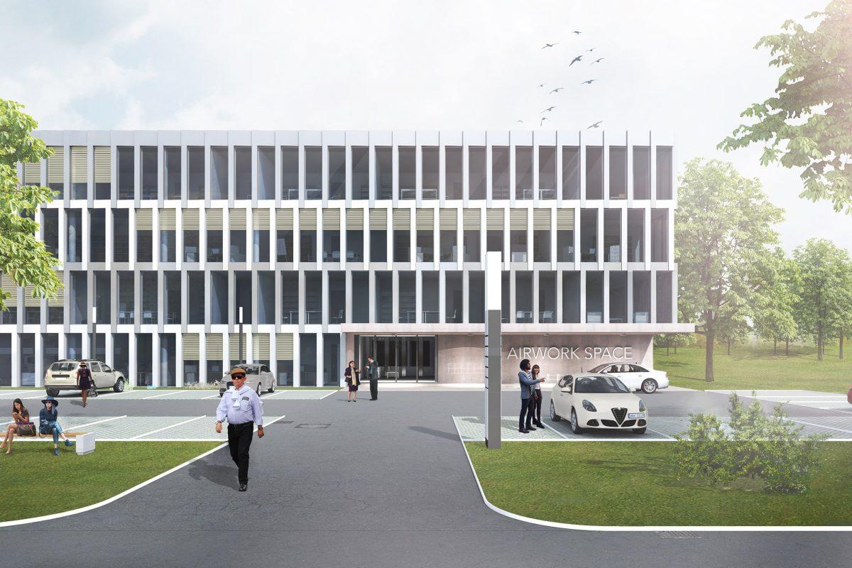 AS15 Verwaltungsgebäude