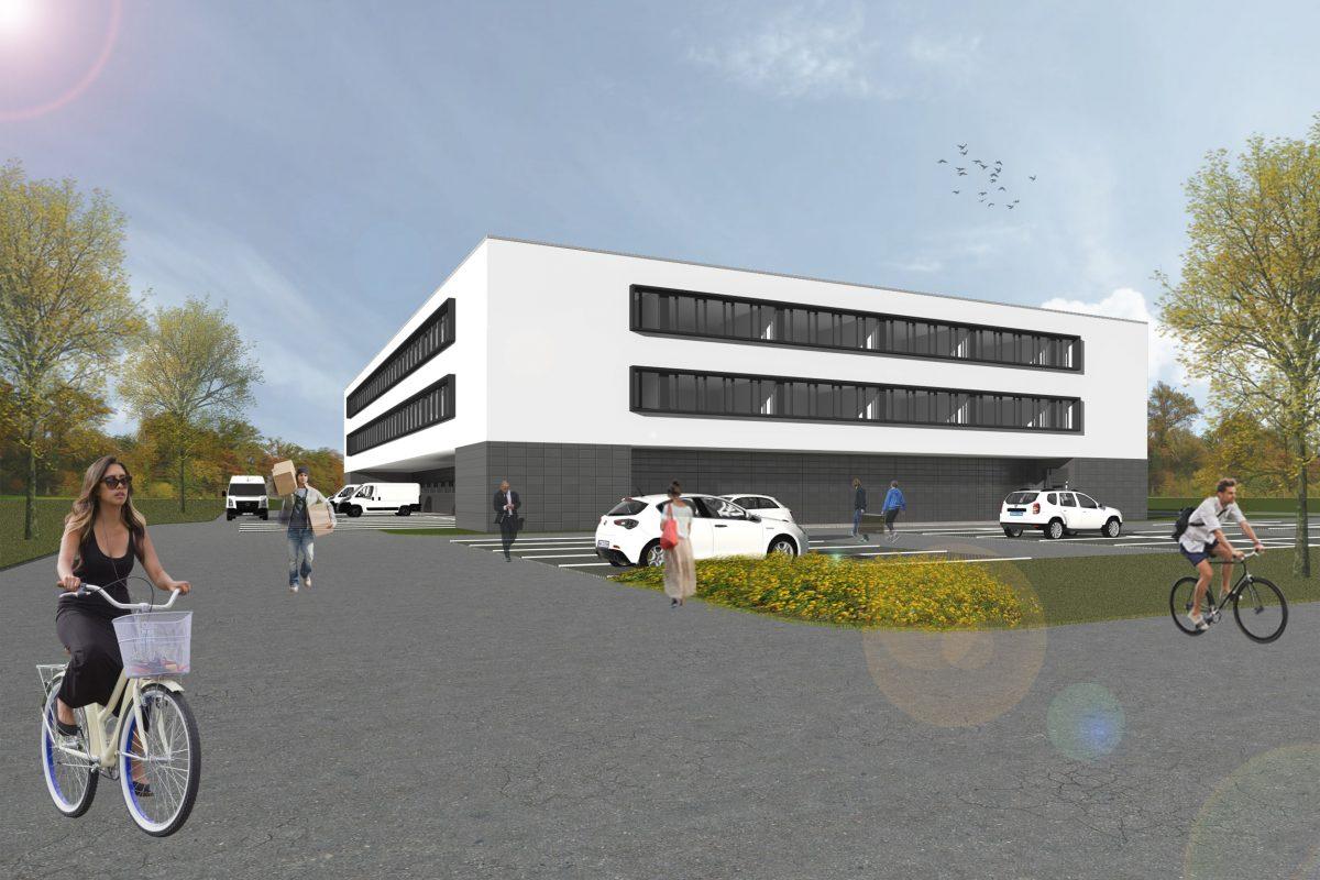 DL32   Verteilungs- und Verwaltungszentrum