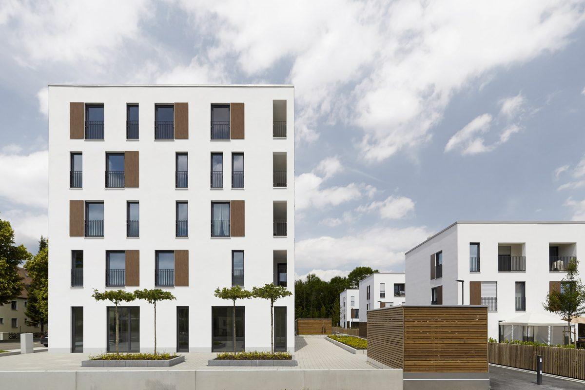 LT30 Quartiersentwicklung Lechterrassen