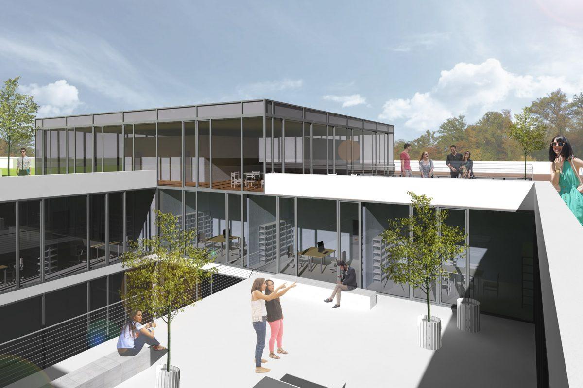 RO18 Entwicklungs-, Produktions- und Verwaltungsgebäude