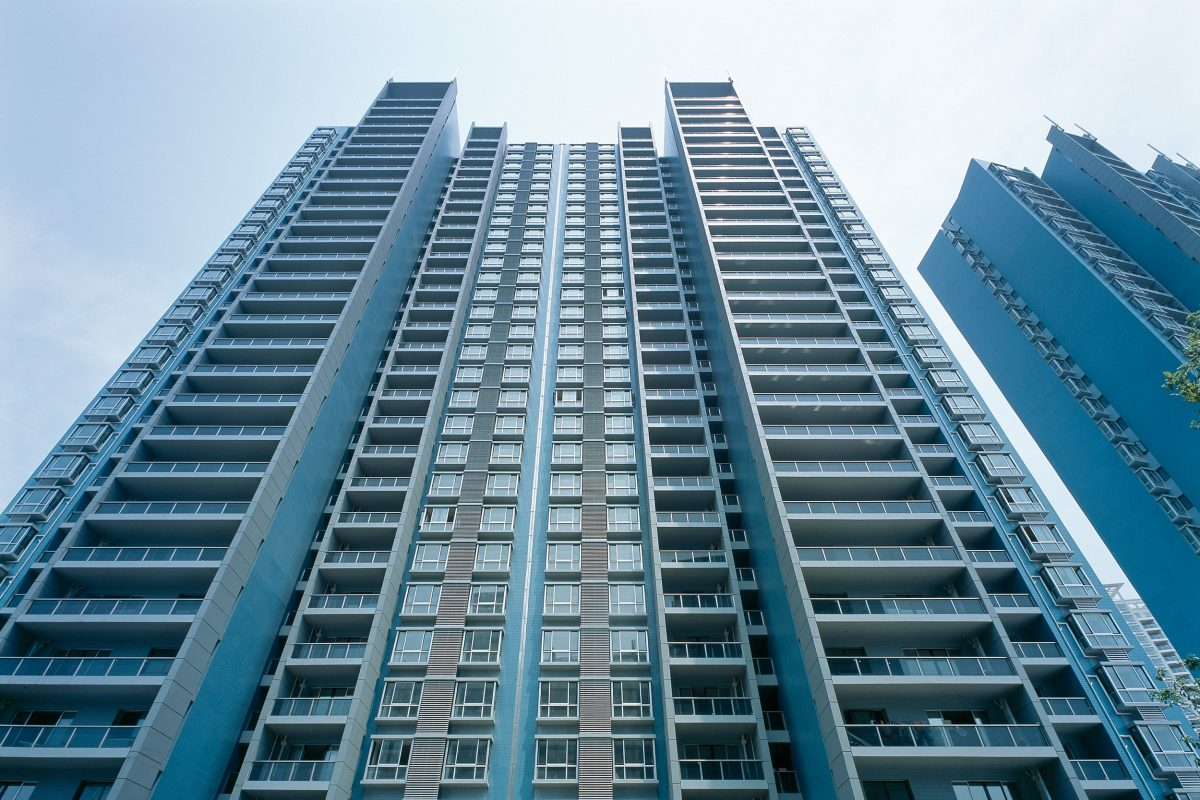 SH77 Appartementhochhäuser Hai Xing Hua Yuan