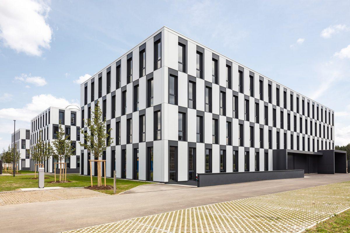 PA35 Produktions- und Verwaltungsgebäude