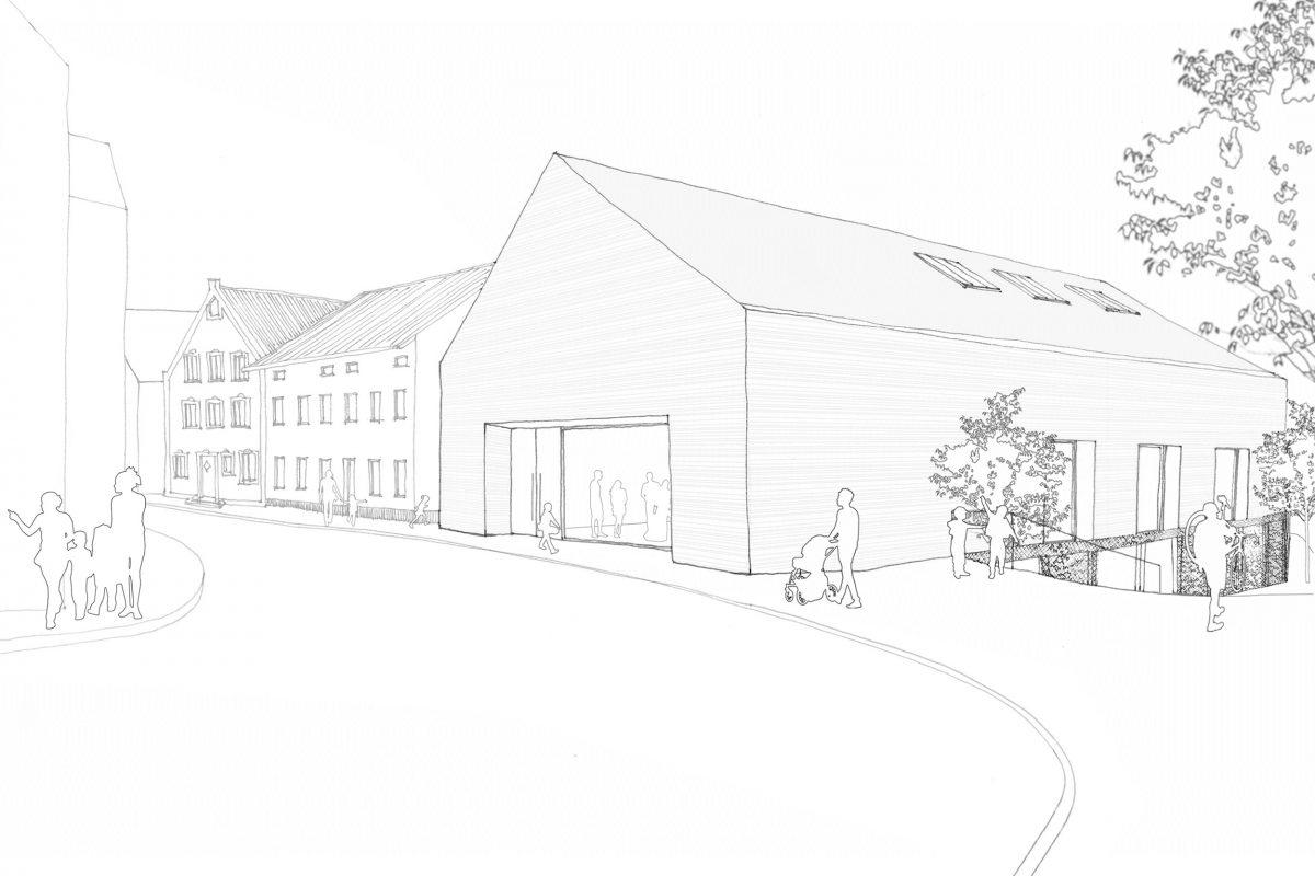 GH19 Gemeindezentrum in Geisenhausen