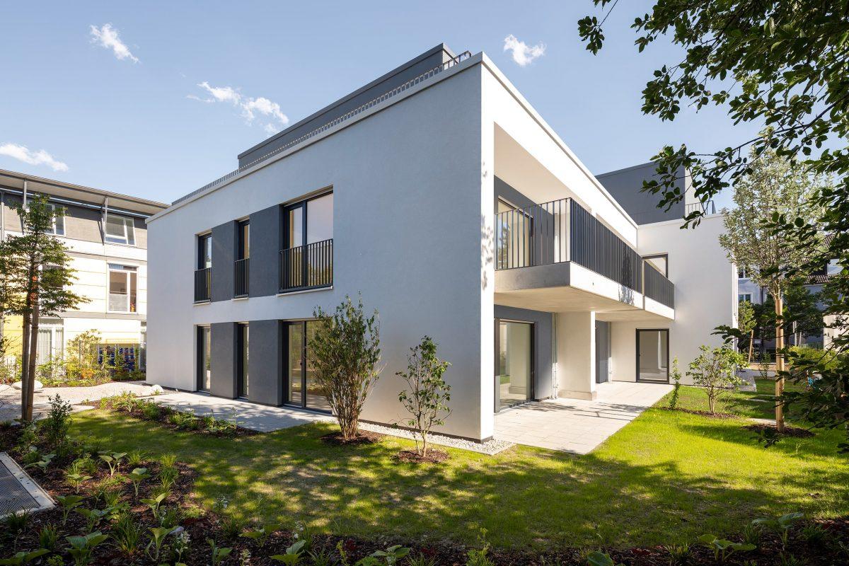 GS12 Mehrfamilienhaus