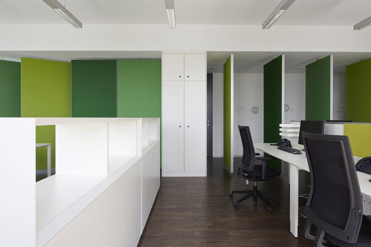 JA41 Innenausbau Büro- und Konferenzflächen