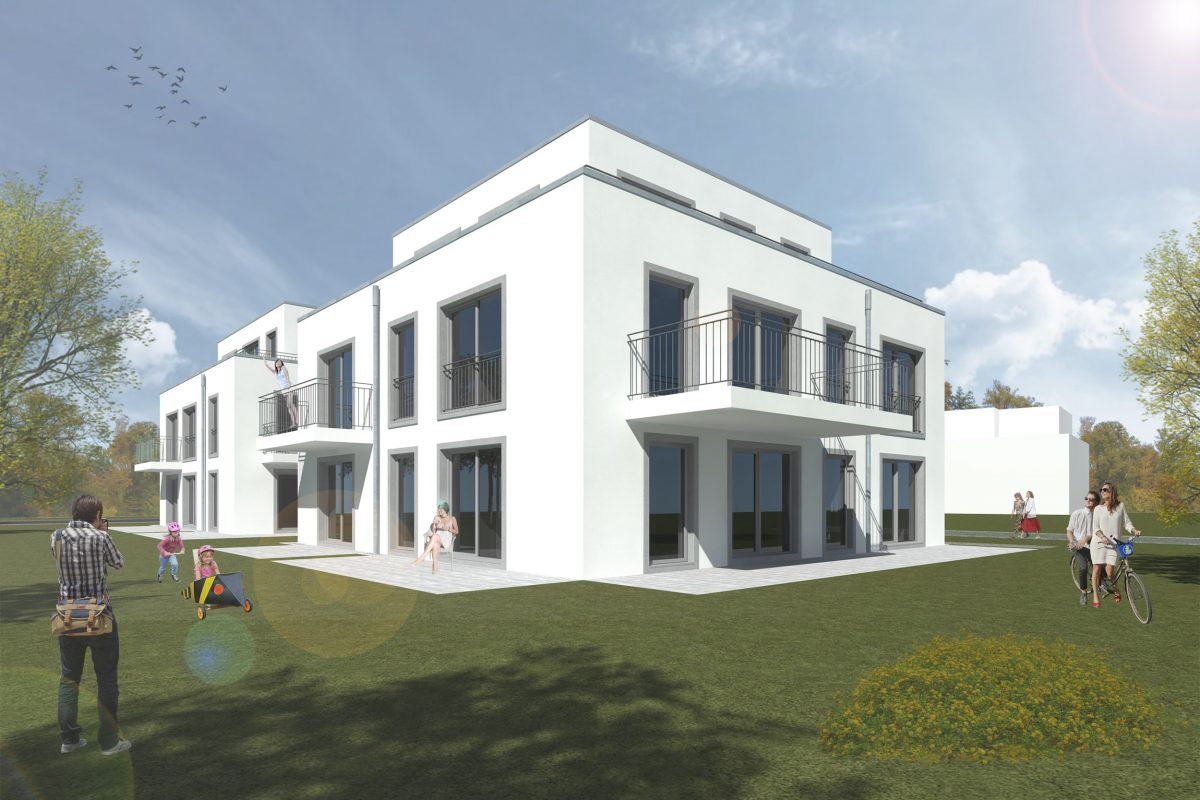 MS05 Mehrfamilienhäuser