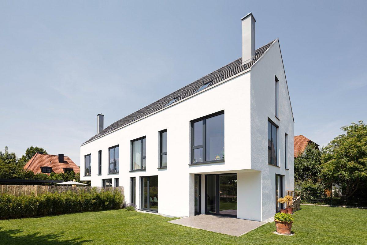 OB14 Doppelhaus