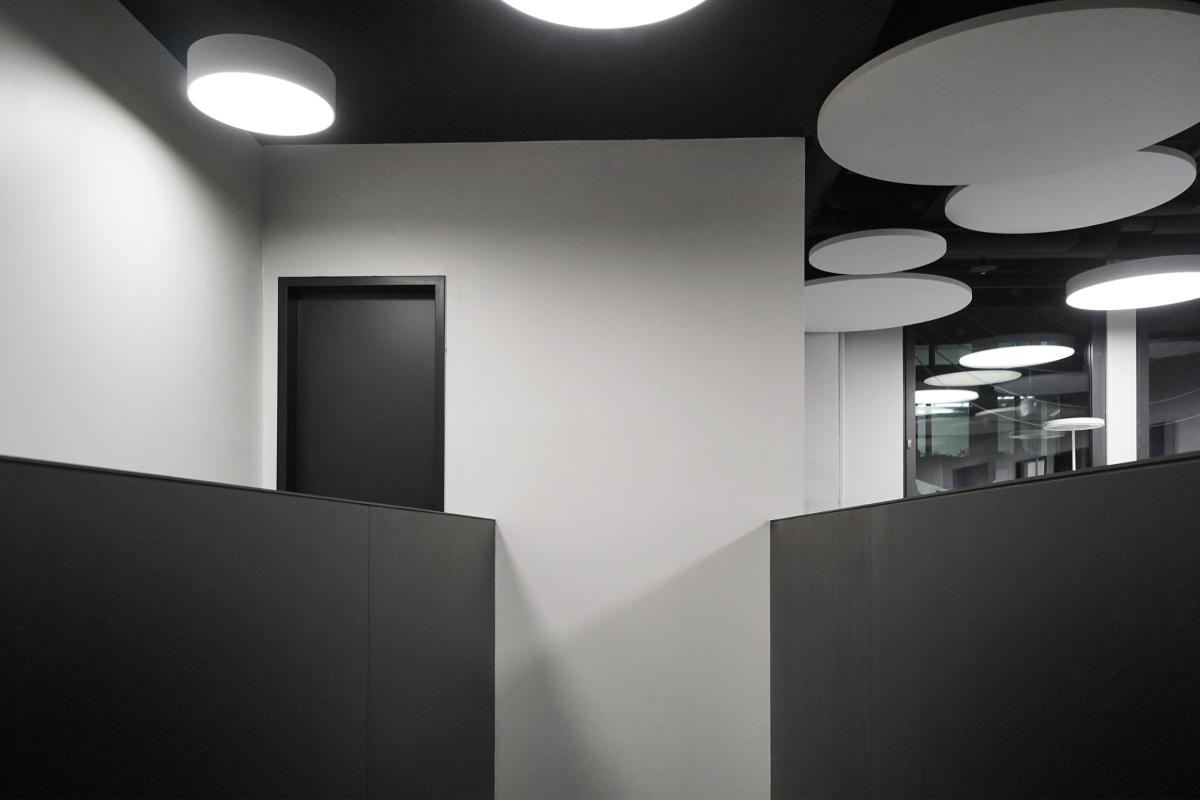 TB11 Innenausbau Büro