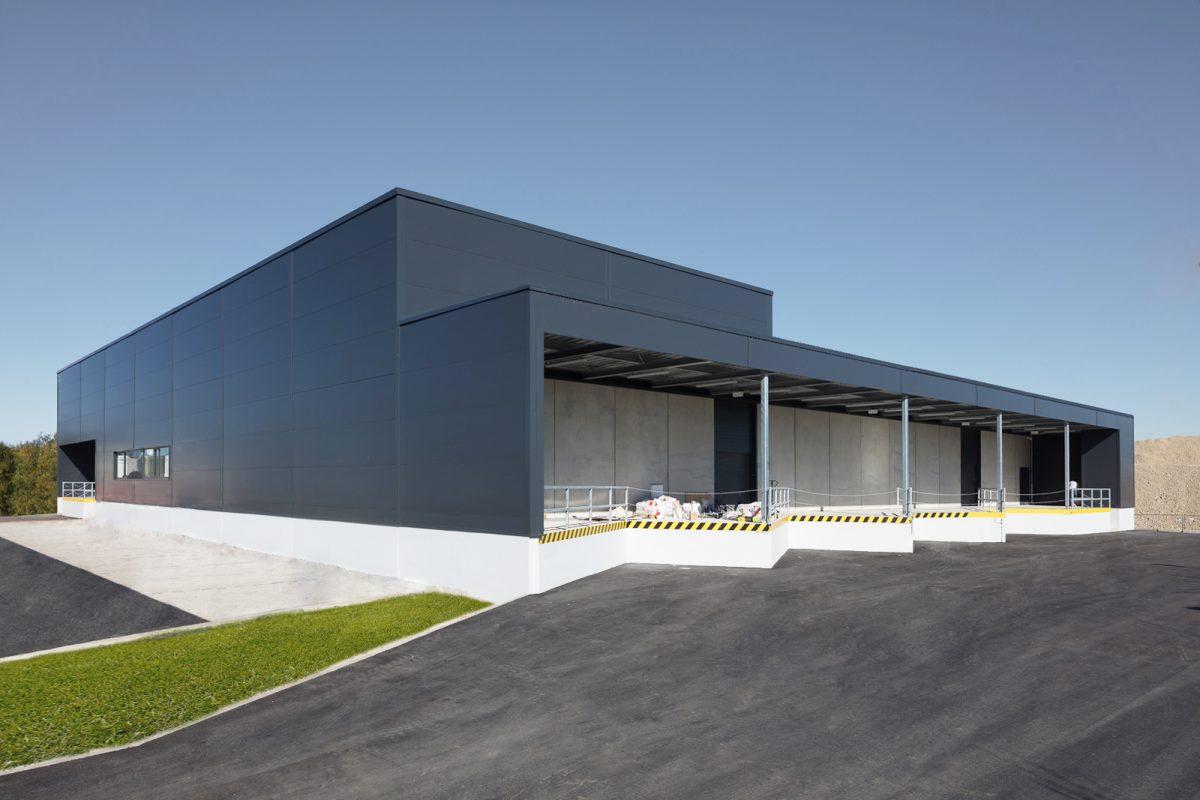 KM77 Industrieküche und Speisenverteilzentrum