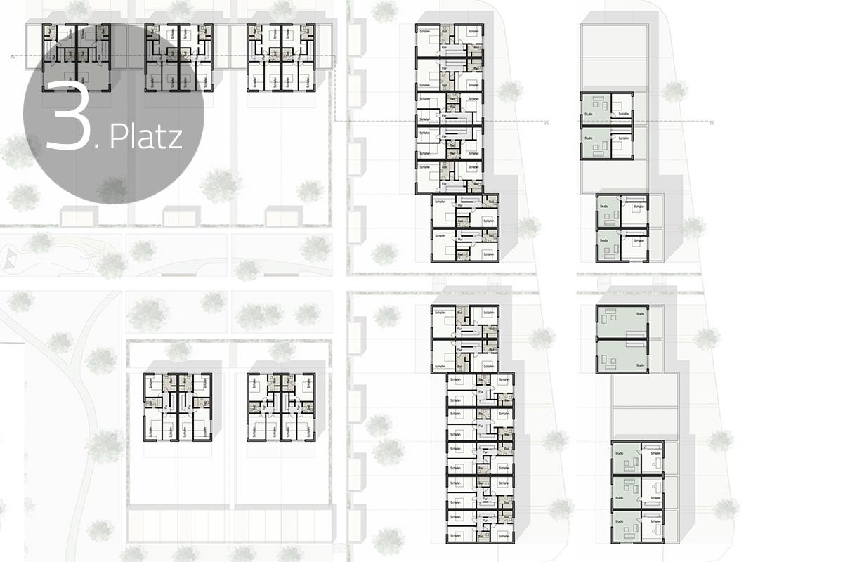 SW11 Wohnbauquartier