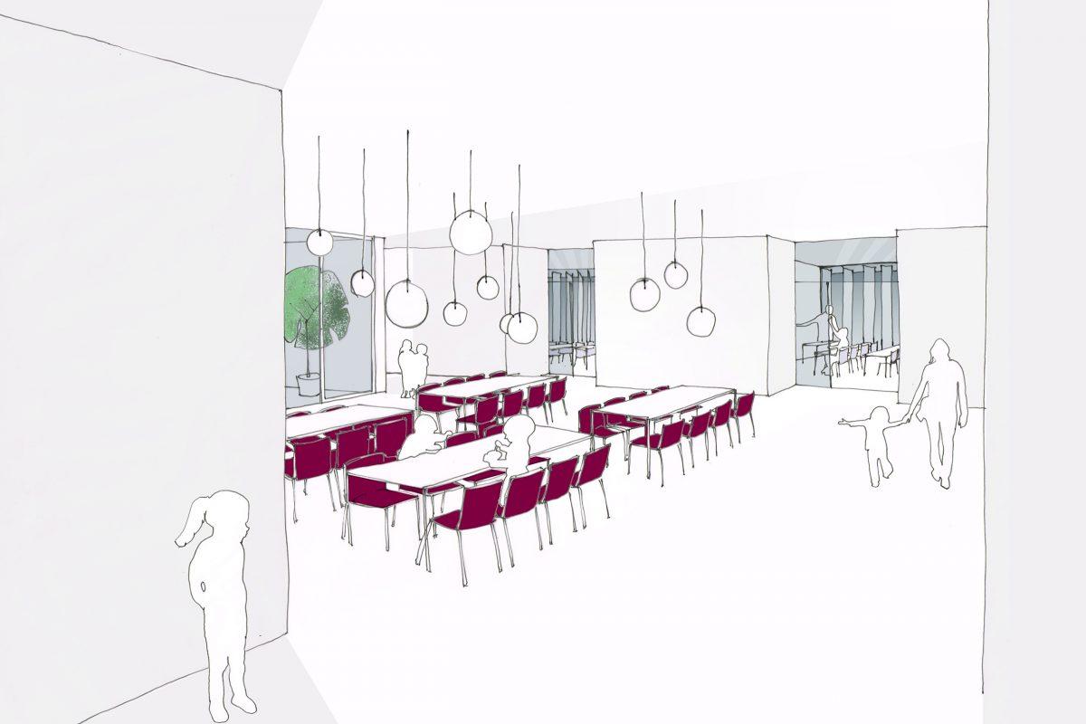 WN16 Bildungscampus Nordbahnhof – Wien