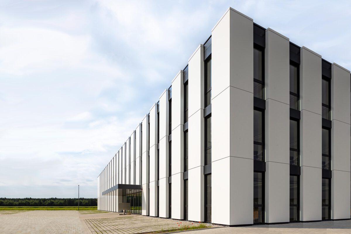 PR26 Entwicklungs-, Produktions- und Verwaltungsgebäude