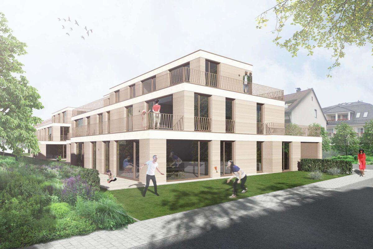 HO22 Mehrfamilienhäuser